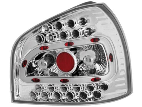 LED zadní světla Audi A3 8L 09.96-04 crystal