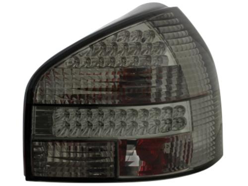 LED zadní světla Audi A3 8L 09.96-04 kouřové