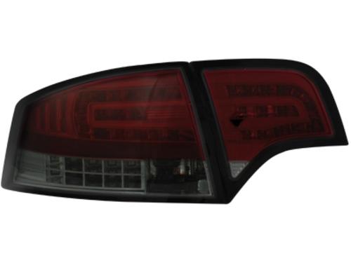 LED zadní světla Audi A4 B7 sedan 04-08 LED blinkr červené/kouřové