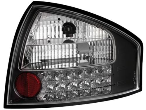LED zadní světla Audi A6 4B 97-04 černé