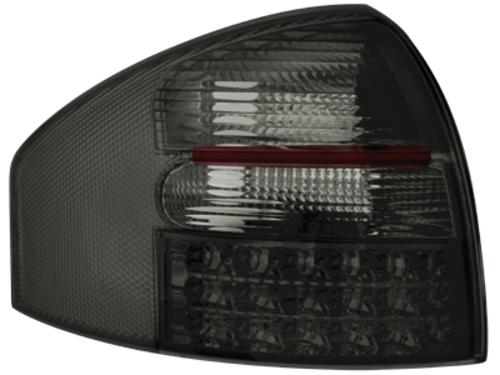 LED zadní světla Audi A6 4B 97-04 kouřové