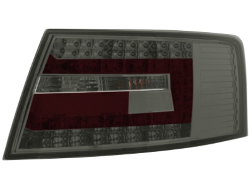 LED zadní světla Audi A6 4F sedan 04-08 kouřové