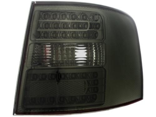 LED zadní světla Audi A6 Avant 4B 12.97-01.05 kouřové
