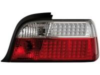 LED zadní světla BMW E36 Coupé LED blinkr červené/crystal
