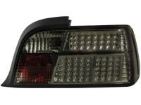 LED zadní světla BMW E36 Coupé LED blinkr kouřové