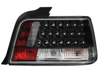 LED zadní světla BMW E36 sedan 92-98 černé