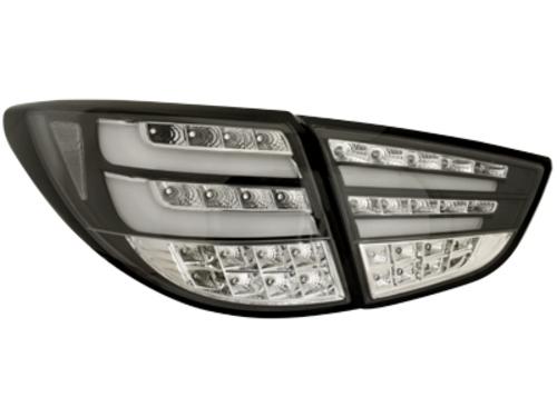 LED zadní světla Hyundai IX35 2009+ černé