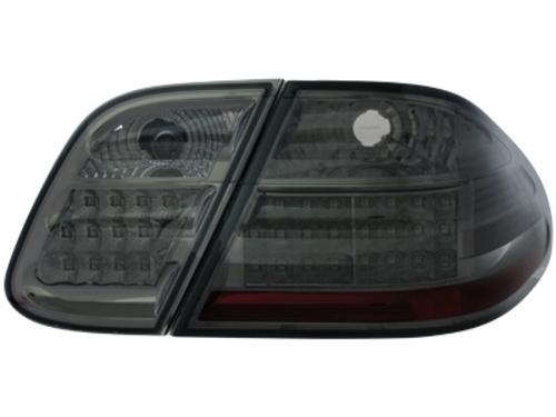 LED zadní světla Mercedes CLK C208 06.97-02 kouřové