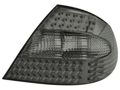 LED zadní světla Mercedes CLK W209 05-10 kouřové