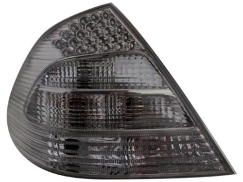 LED zadní světla Mercedes E W211 sedan kouřové