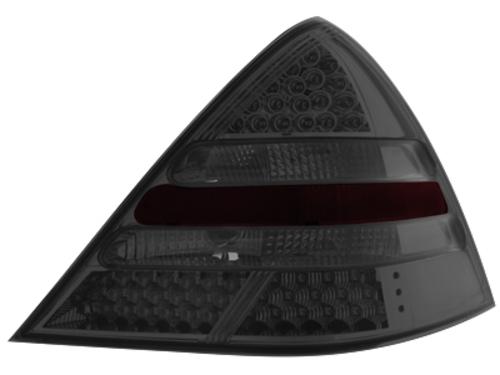 LED zadní světla Mercedes SLK R170 00-04 kouřové