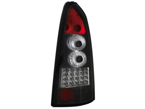 LED zadní světla Opel Astra G Caravan 98-04 černé