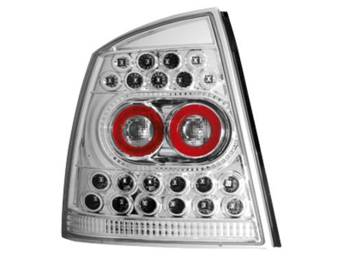 LED zadní světla Opel Astra G hathback 98-04 crystal
