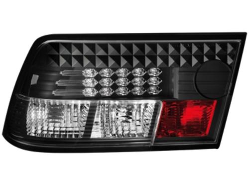 LED zadní světla Opel Calibra 90-98 černé