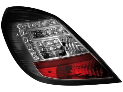 LED zadní světla Opel Corsa D 06-08 5dv. černé