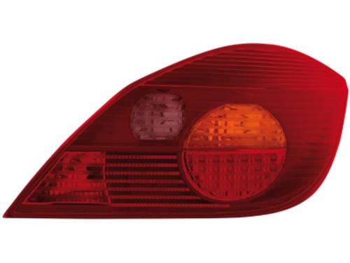 LED zadní světla Opel Tigra 04+ červené