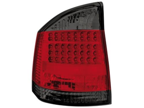 LED zadní světla Opel Vectra C 02-07 červené/kouřové