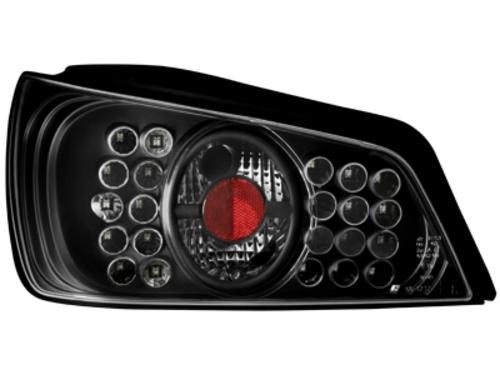 LED zadní světla Peugeot 306 92-96 černé