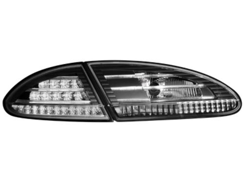 LED zadní světla Seat Leon 05-09 1P černé