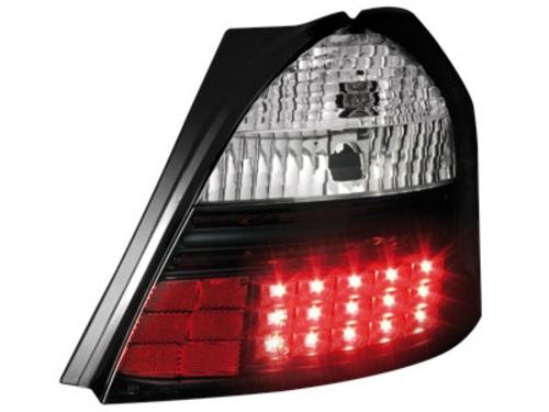 LED zadní světla Toyota Yaris 05+ černé