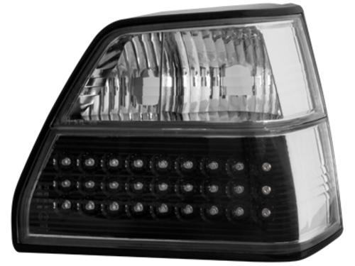 LED zadní světla VW Golf II 83-92 černé