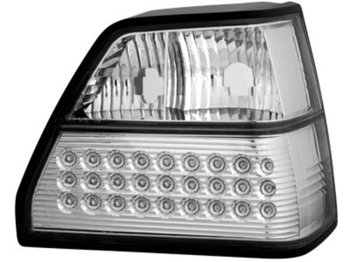 LED zadní světla VW Golf II 83-92 crystal