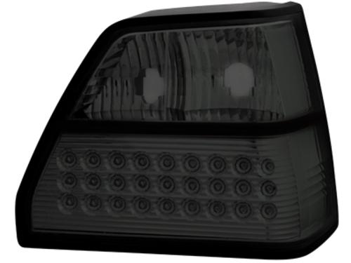 LED zadní světla VW Golf II 83-92 kouřové