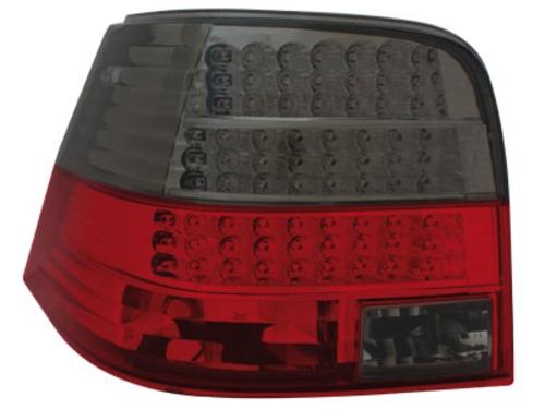 LED zadní světla VW Golf IV 97-04 červené/kouřové LED blinkr
