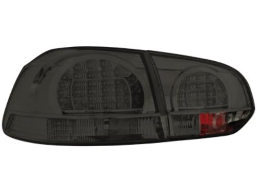 LED zadní světla VW Golf VI kouřové
