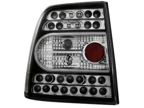 LED zadní světla VW Passat 3B sedan 97-01 černé