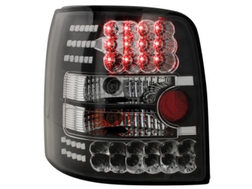 LED zadní světla VW Passat 3B Variant 97-01 černé