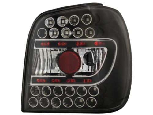 LED zadní světla VW Polo 6N 95-97 černé