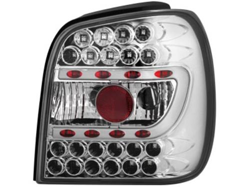 LED zadní světla VW Polo 6N 95-97 crystal