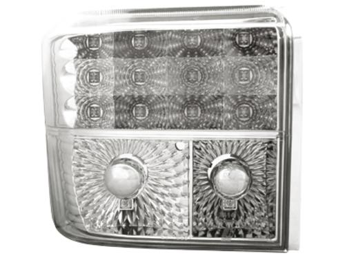 LED zadní světla VW T4 90-03 crystal