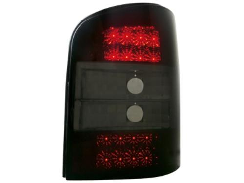 LED zadní světla VW T5 03+ černé