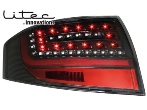 LITEC LED zadní světla Audi TT (8N3/8N9) 98-05 černé