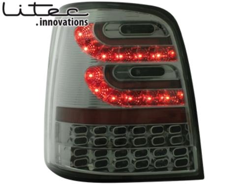 LITEC LED zadní světla VW Touran 2003+ smoke