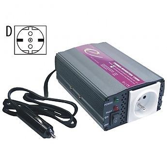 Měnič napětí 12V/230V SP150-12V