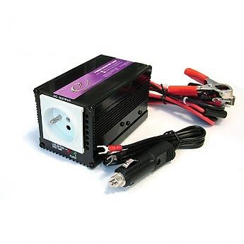 Měnič napětí 24V/230V SP300-24V