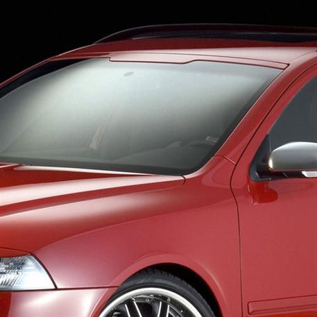 Milotec clona předního okna Škoda Octavia II