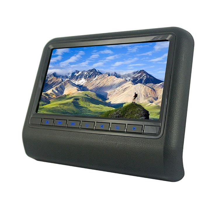 Monitor na opěrky hlavy HM-9009