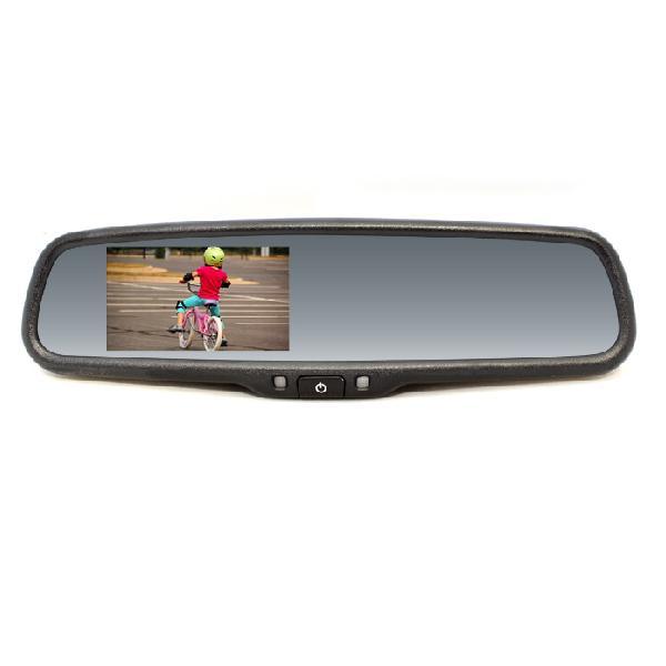 Monitor v zrcadle RM LCD VW