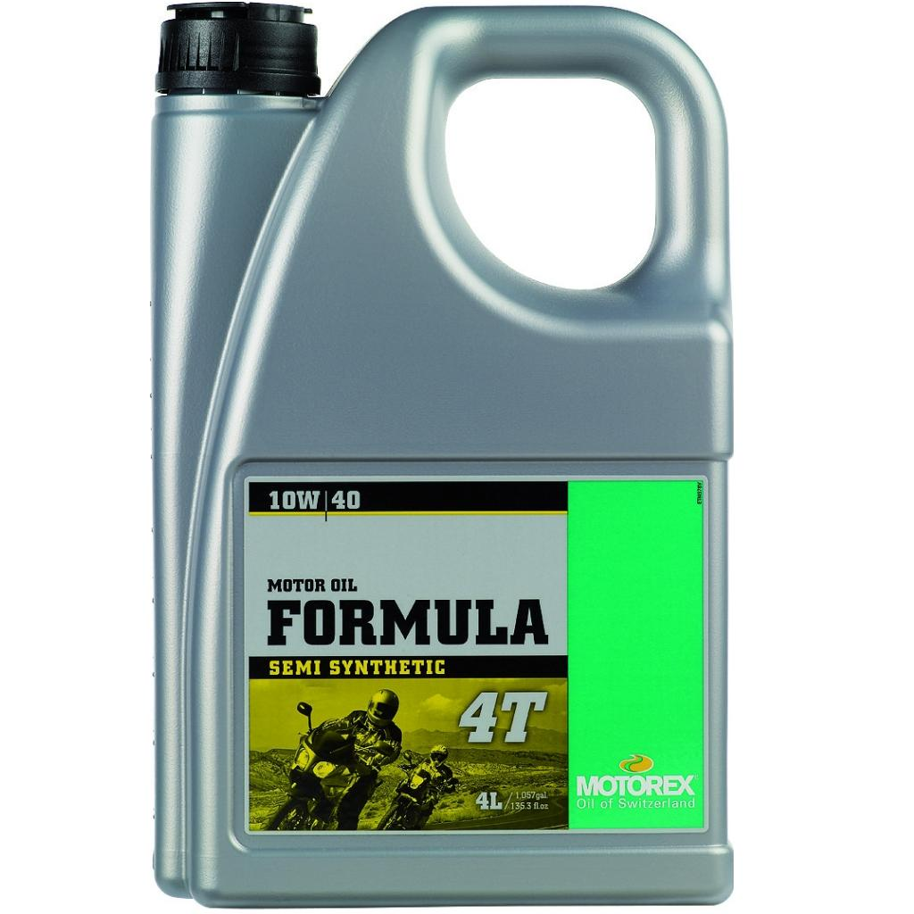 Motorový olej Motorex FORMULA 4T 10W/40 4L