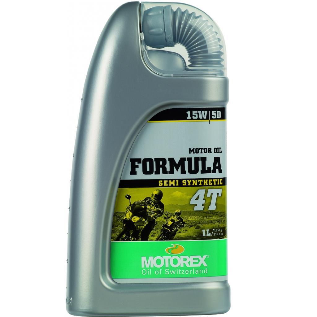 Motorový olej Motorex FORMULA 4T 15W/50 1L