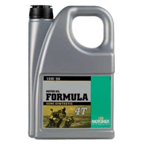 Motorový olej Motorex FORMULA 4T 15W/50 4L
