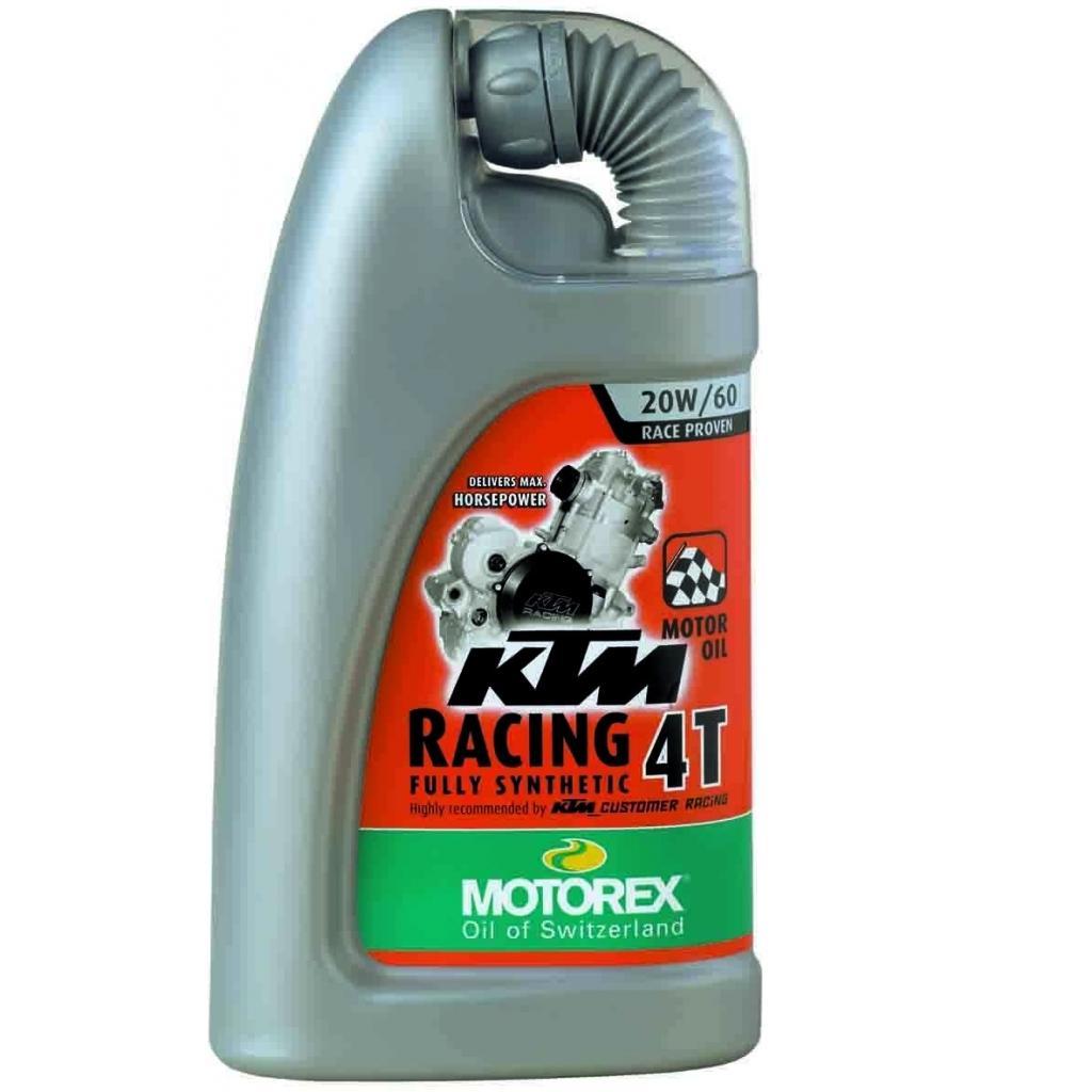 Motorový olej Motorex KTM RACING 4T 20W/60 1L