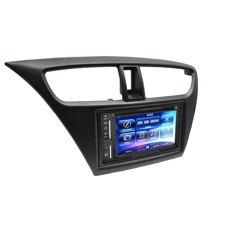 Multimediální rádio pro Honda Civic 2012 RR-HCIV