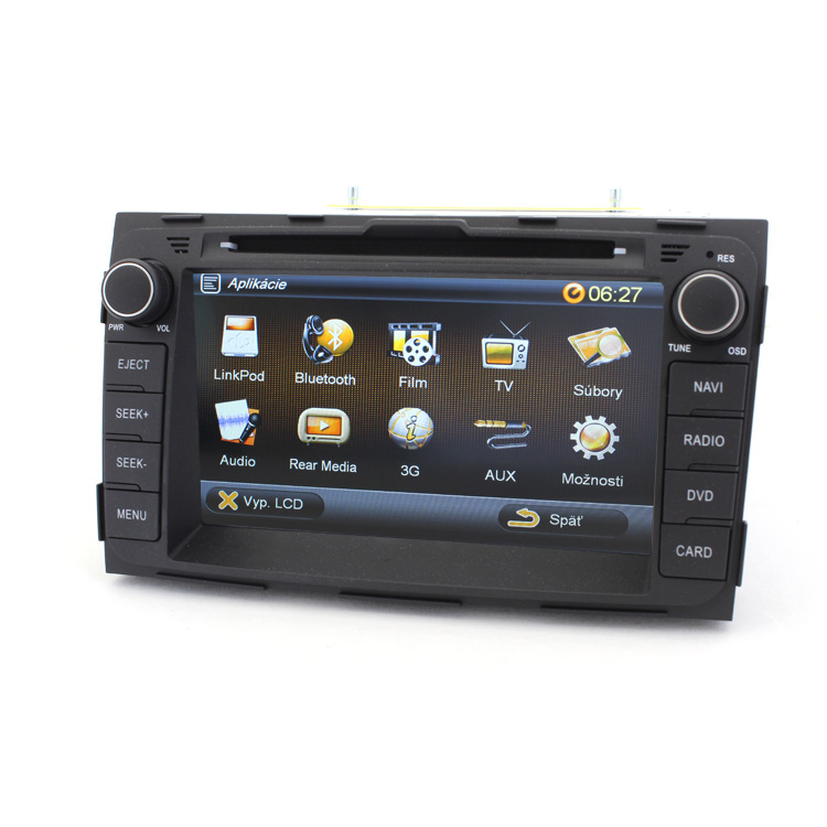 Multimediální rádio pro KIA SPORTAGE RR-KIASP01
