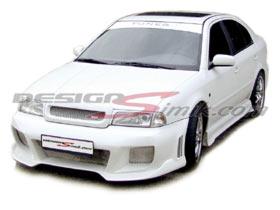 přední nárazník Škoda Octavia 1997-2000 , laminát