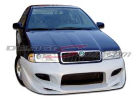 přední nárazník Škoda Octavia 1997-2000, laminát